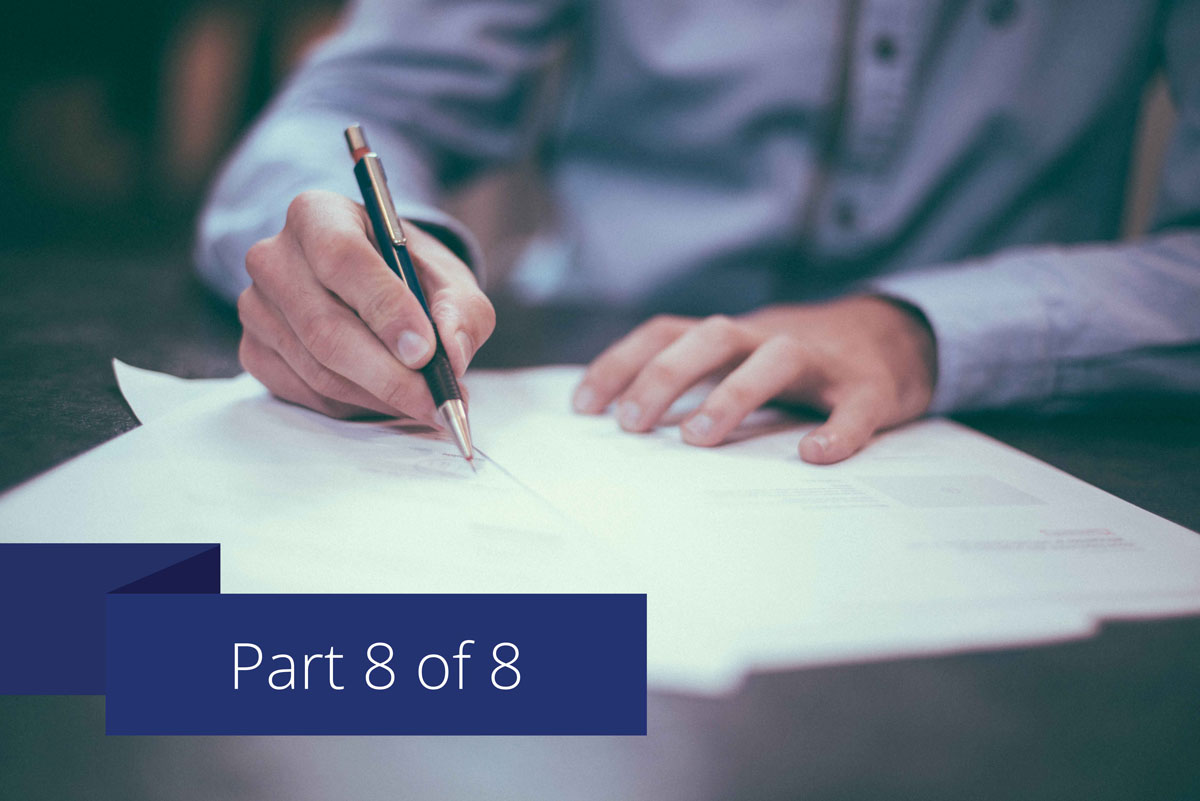 HR Document Management Technology in 8 Steps – Finale