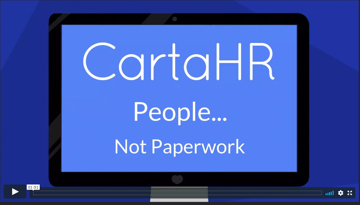 CartaHR Drives Efficiency
